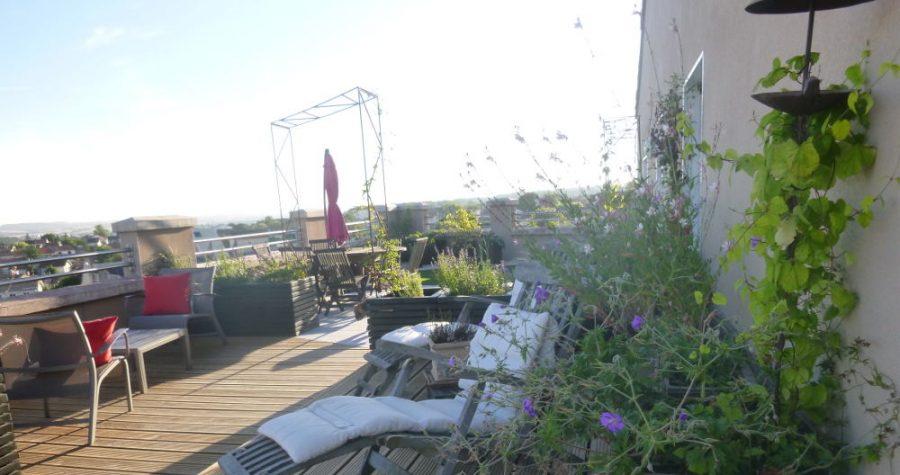 aménager une terrasse au soleil
