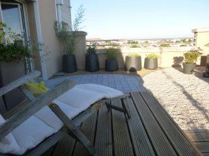 aménager une terrasse paris
