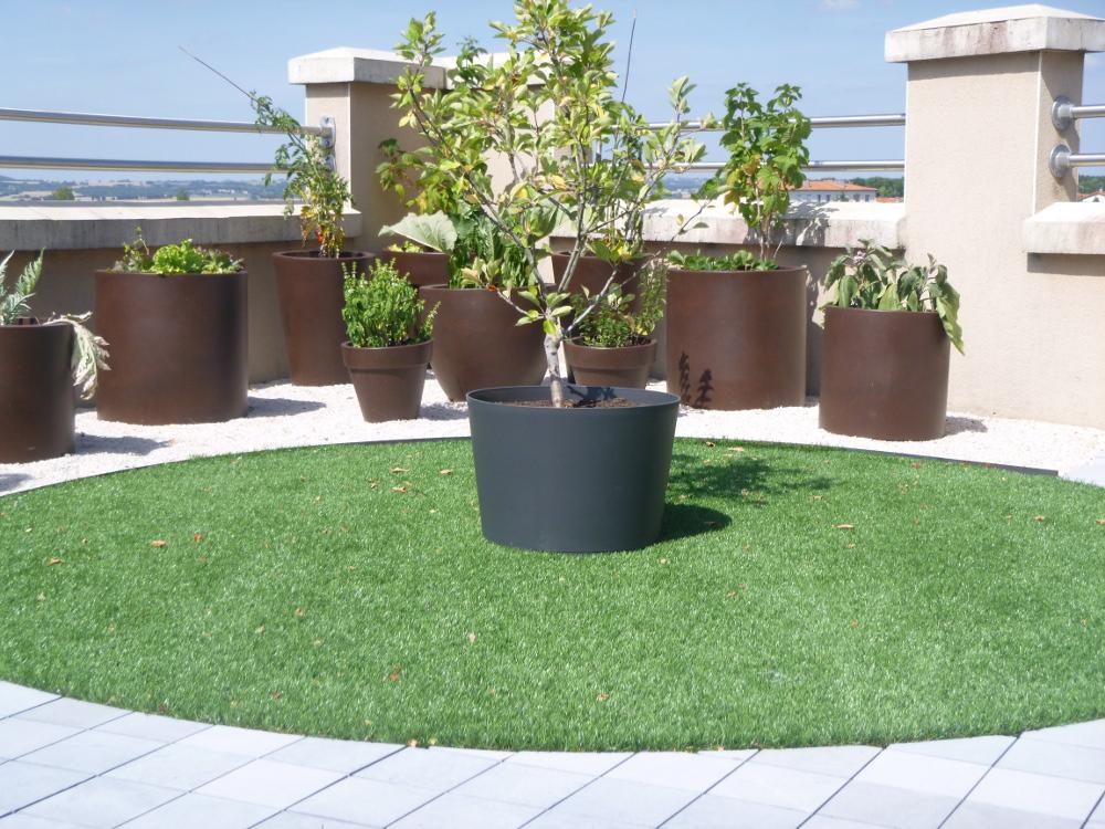 am nager une terrasse au soleil am nagement design art jardin. Black Bedroom Furniture Sets. Home Design Ideas