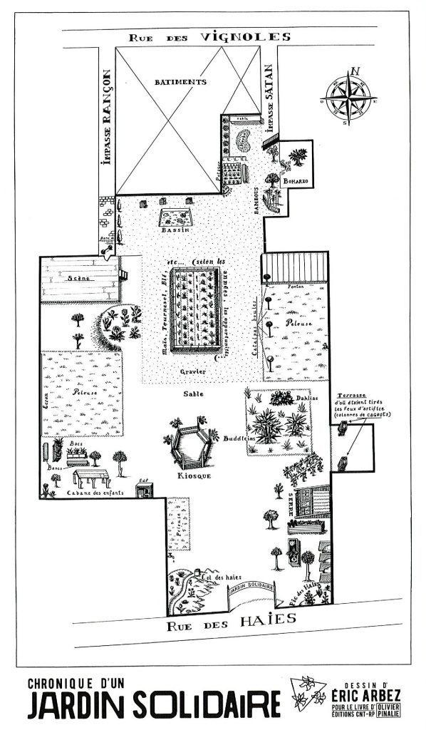 plan jardin partagé