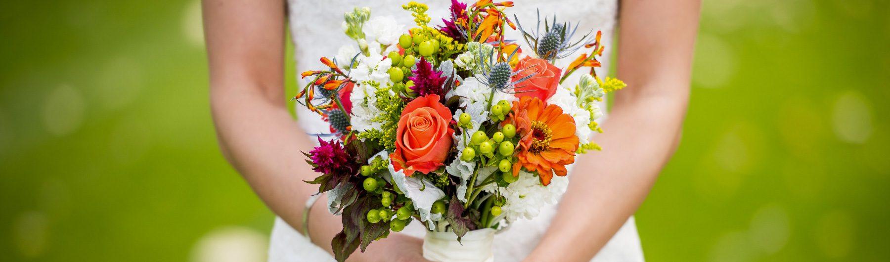 Créations florales - fleurs coupées bouquet architecte paysagiste jardin
