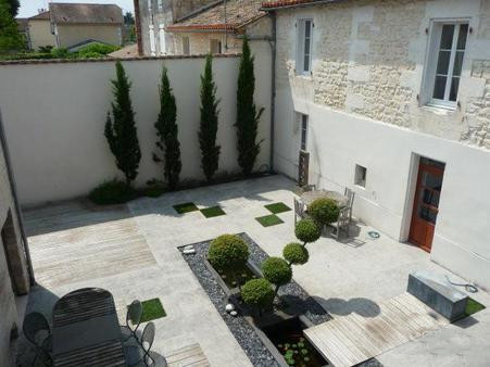 patio contemporain